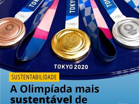 A Olimpíada mais sustentável de todos os tempos