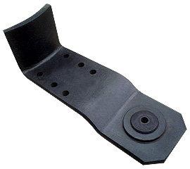 Suporte da mola aux. dianteiro com suporte estabilizado esquerdo (013.000129)