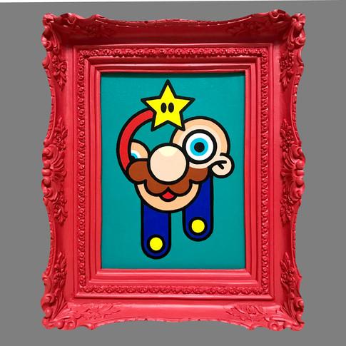 Cubic Super Mario