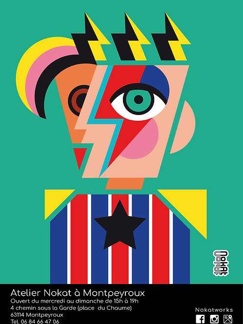 Ziggy Star Cubic