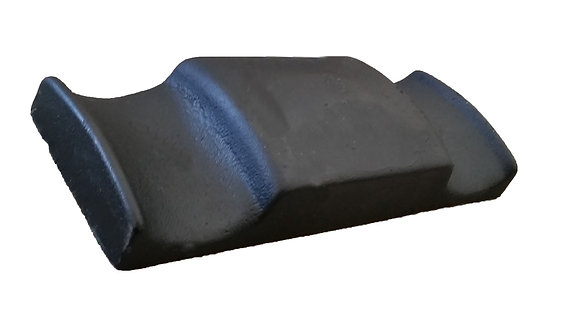Guia de grampo traseiro axor (013.000214)