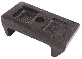 Assento traseiro do feixe de mola (013.002114)