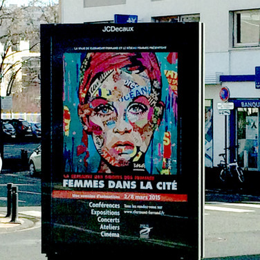 Campagne affichage