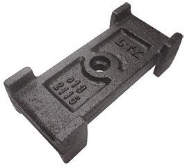 Calço separador do feixe e contra feixe com guias (013.002115)