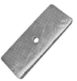 Cunha da mola traseira (013.007561)