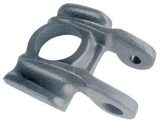 Guia do grampo da mola dianteira com garra para amortecedor (013.001071)