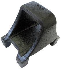 Suporte deslizante traseiro furo rosca esquerdo (013.000122)