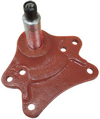 Suporte da mola traseira parte dianteira pino 36mm (013.000065)