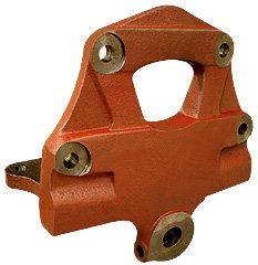 Suporte da mola dianteira parte traseira (013.000120)