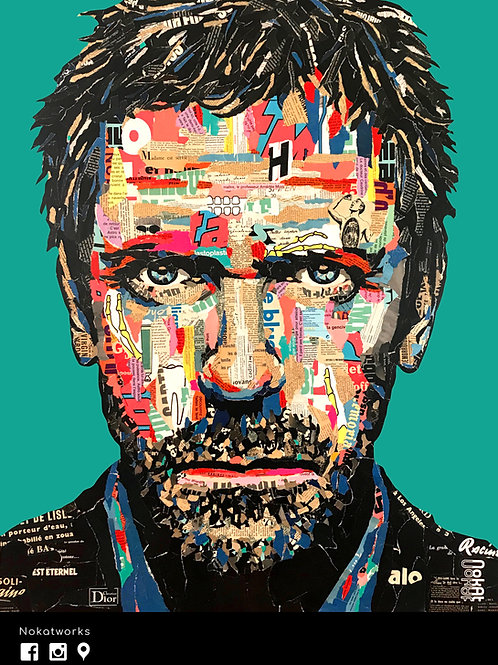 Doctor House - Hugh Laurie
