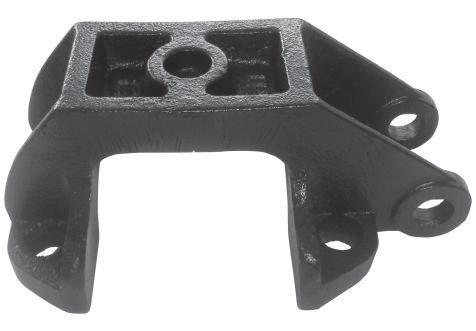 Sapata do eixo suspensys quadrado (013.000174)