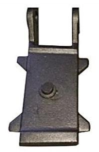 Apoio da mola lado esquerdo (013.000197)