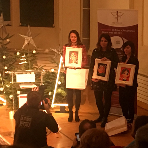Prix pour le club des Femmes chefs d'entreprises