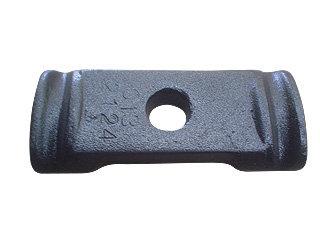 Guia do grampo da mola traseira (013.002168)