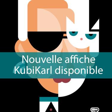 Affiche KubiKarl