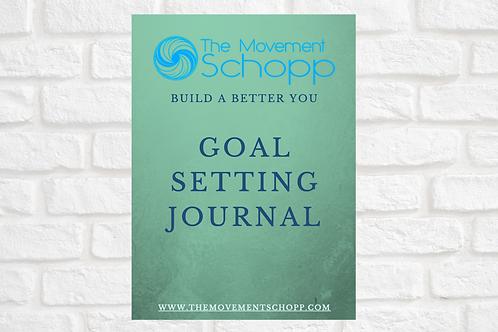 Goal Setting Journal