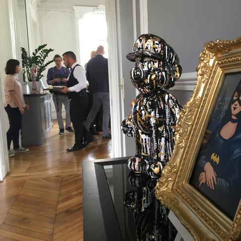 Pavillon Presbourg place de l'Etoile