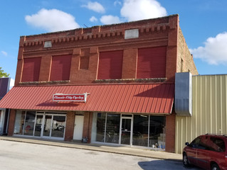 Commercial Property in Inola OK, Downtown Area