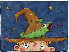 Wizards Lizard