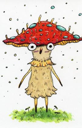 Mushroom Lad
