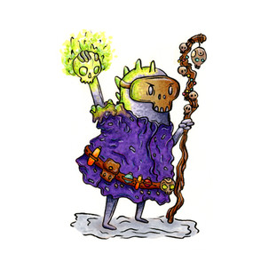 Battle Buddy: Skull Collector