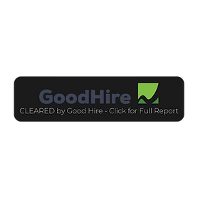 CLEARED by Good Hire - Click for Full Re