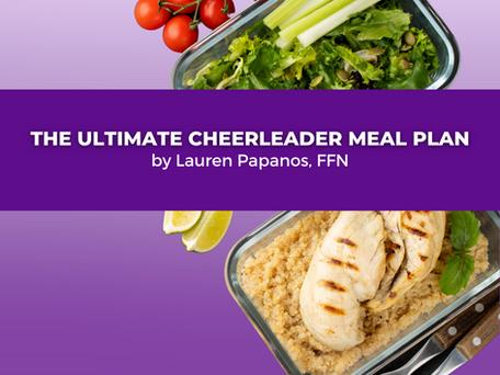 The Ultimate Cheerleader Meal Plan