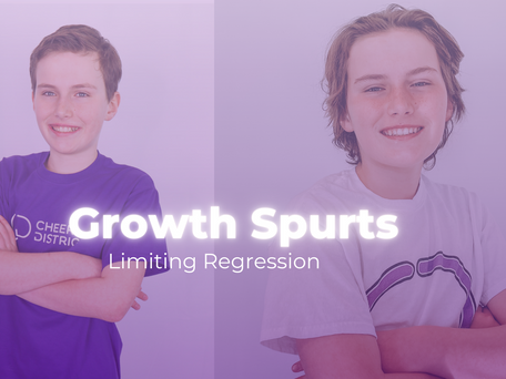 Growth Spurts - Limiting Regressions