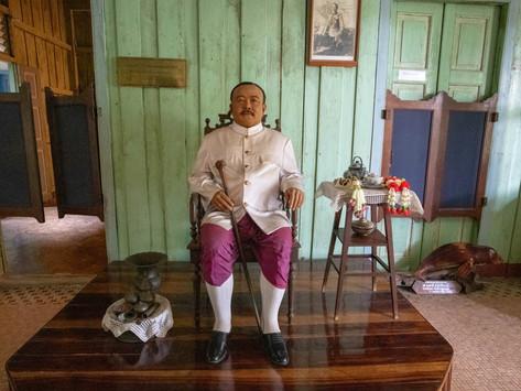 พิพิธภัณฑ์พระยารัษฎานุประดิษฐ์มหิศรภักดี (คอซิมบี๊ ณ ระนอง)
