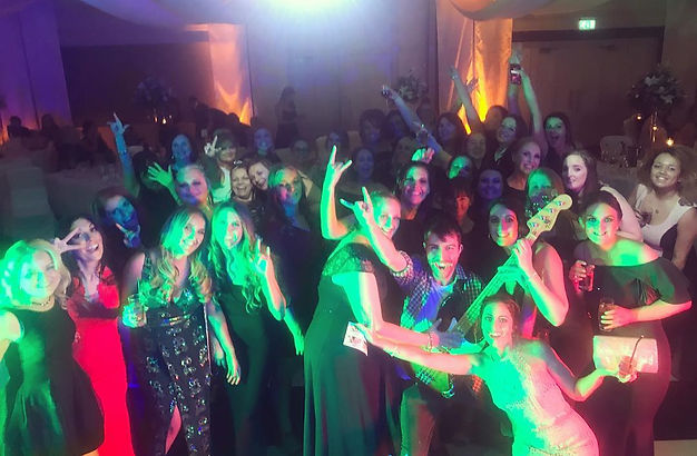 Corporate party/event at The Mere Knutsford