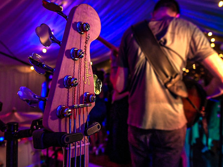 Beginners Guide to Booking a Wedding Band