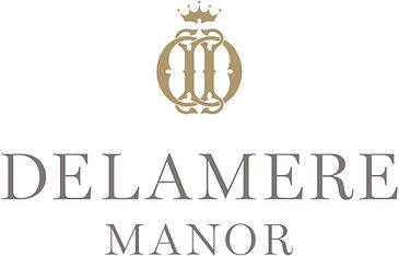 Delamere Manor Logo, Cheshire, UK