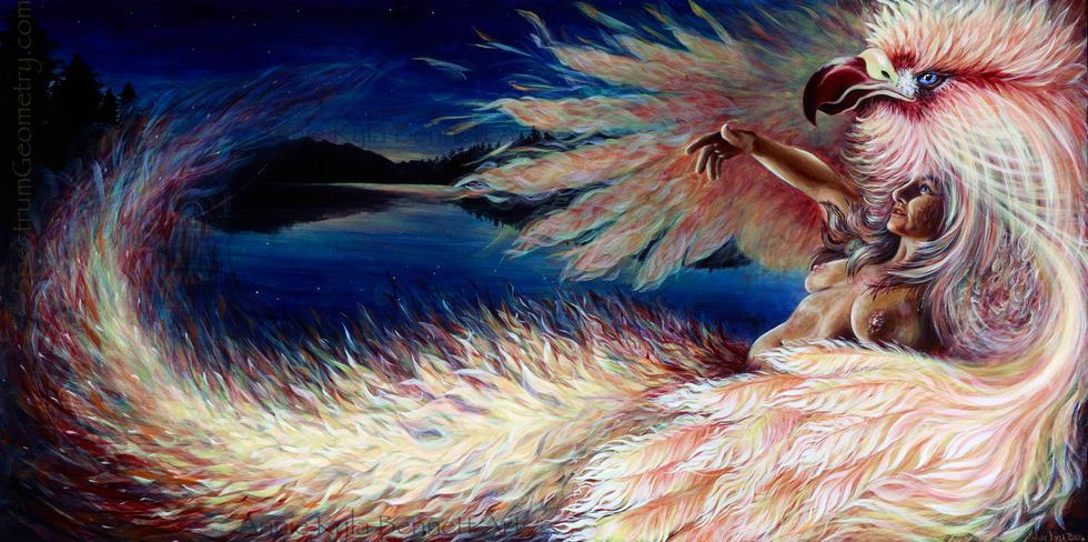'PHI' by Annie Kyla Bennett