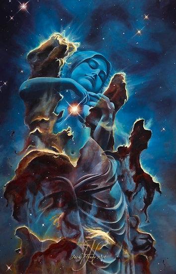 """""""Creation's Embrace"""" by Jack Henry Art - Prints"""