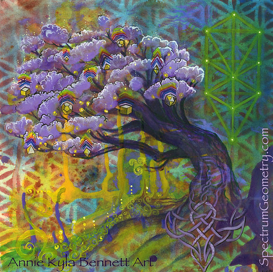 """""""Giving & Recieving"""" by Annie Kyla Bee - Prints"""