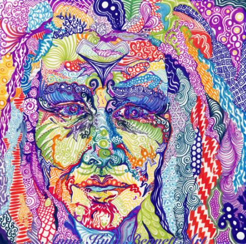 'Astrophilia' by Annie Kyla Bennett