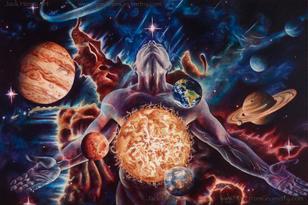 'Innerverse' by Jack Henry Art