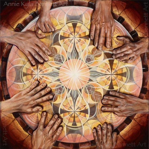 'Earth Rhythm' by Annie Kyla Bennett