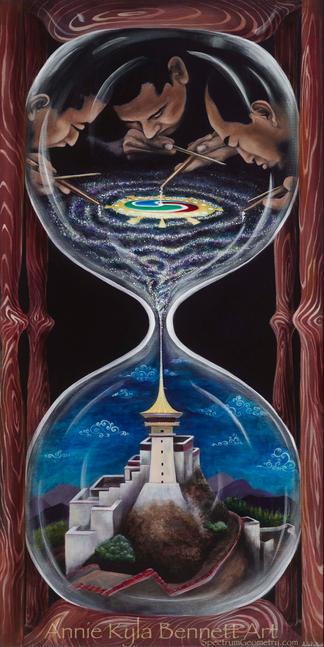 'Make Time' by Annie Kyla Bennett