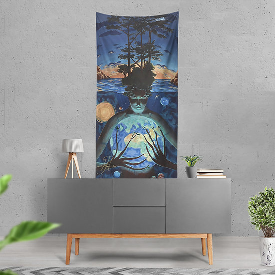 """""""Below the Surface"""" Tapestry by Jack Henry Art"""