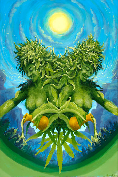 Giving and Receiving of Breathing: Hemp