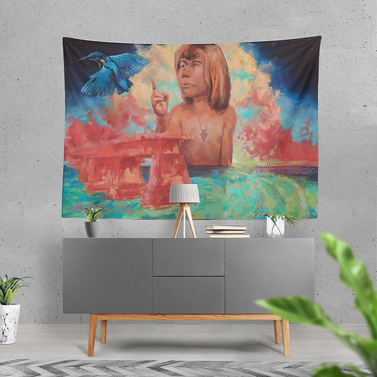"""""""7th Mile"""" Tapestry by Dillon Endico"""