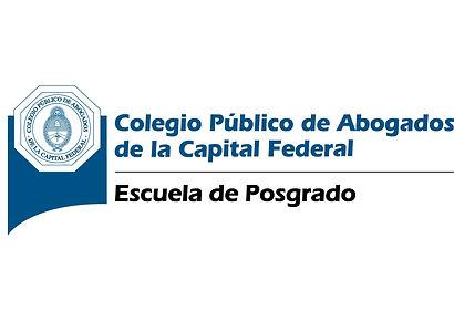 Escuela de Posgrado - COLEGIO PÚBLICO DE LA CAPITAL FEDERAL (ARGENTINA)