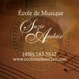 École de musique Suzie Auclair
