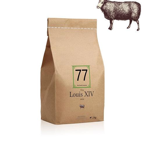 """77 """"mini Louis XIV"""" karma dla psa"""