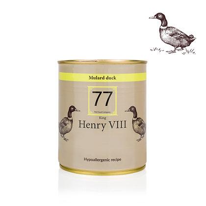 Henry VIII z kaczką puszka 800g