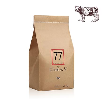 Charles V z wołowiną Angus 2kg +400g Wilhelm