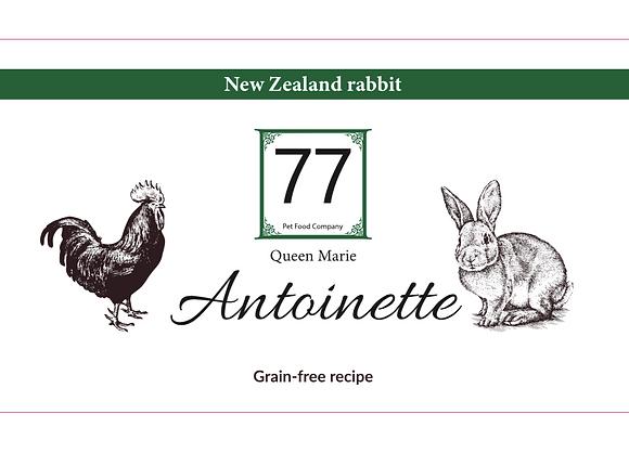Antoinette z królikiem puszka dla kota 200g