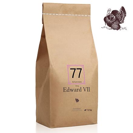 Edward VII z indykiem 12kg +3x400g Henry