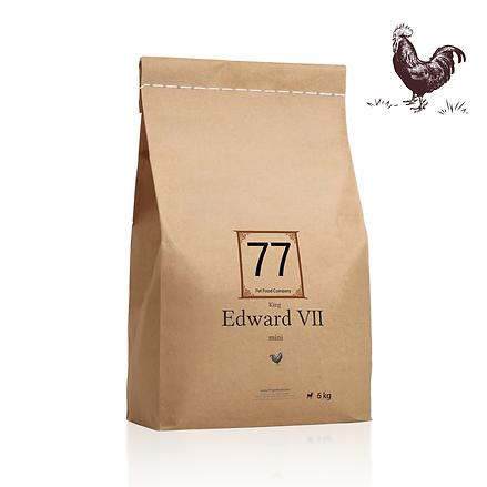 mini Edward VII z kurczakiem 6kg